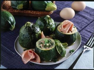 zucchine ripiene alla mortadella ricetta Sale & Pepe
