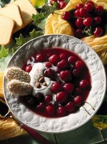 Zuppa di ciliegie
