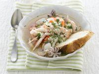 zuppa-di-crostacei-e-seppie-alla-bosana ricetta Sale&Pepe