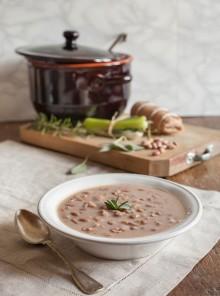 Zuppa di fagioli grassi