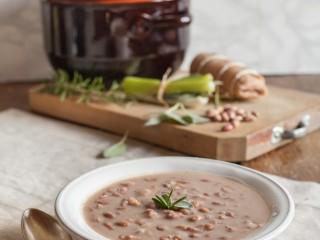 zuppa di fagioli grassi Sale&Pepe