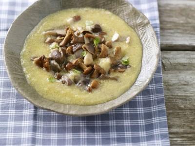 zuppa gialla dell'Appennino tosco-emiliano ricetta
