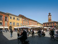 Cattedrale sulla Piazza Prampolini, Reggio Emilia, EmiliaRomagna