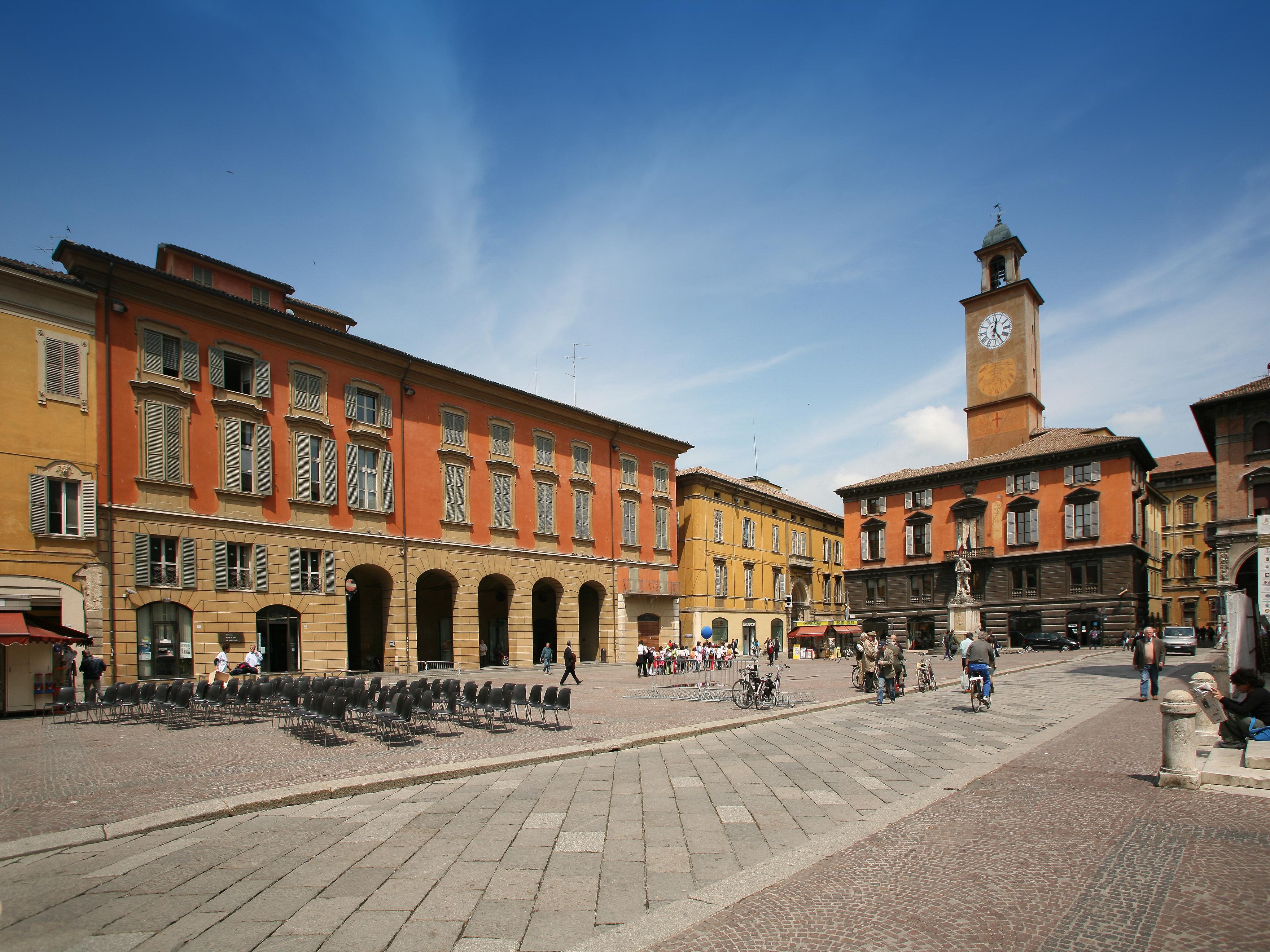 Reggio emilia itinerari del gusto sale pepe
