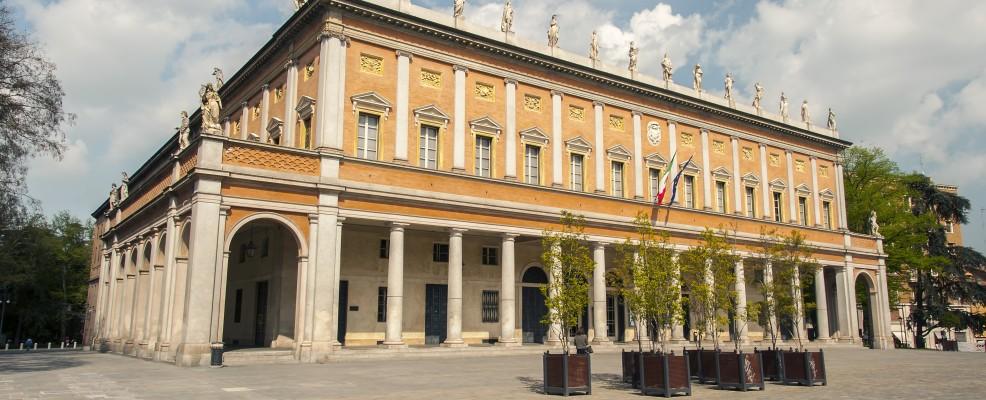 Il Teatro Municipale Valli di Reggio Emilia