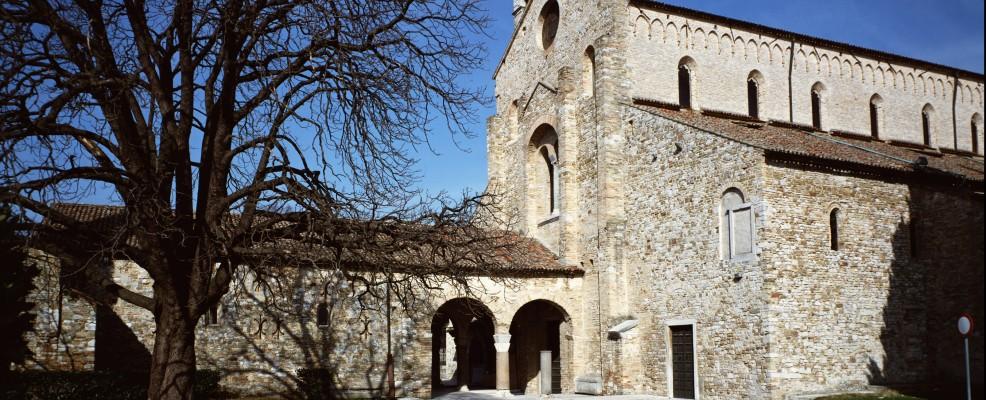 Basilica di Aquileia (Foto © Alfredo Dagli Orti /The Art Archive /Corbis)