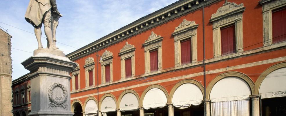 Bologna, Palazzo Archiginnasio (Foto © Atlantide Phototravel /Corbis)