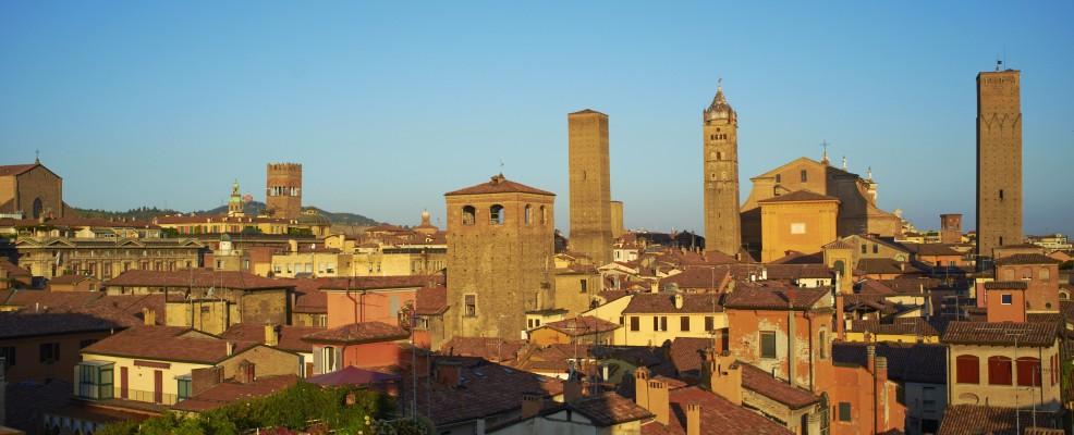 Bologna, le Due Torri (Foto © Bruno Morandi /Sopa RF /Sopa /Corbis)