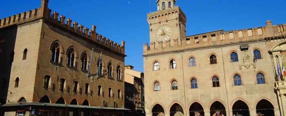 Palazzo Comunale, Piazza Maggiore, Bologna (Foto © Bruno Morandi /Robert Harding World Imagery /Corbis)