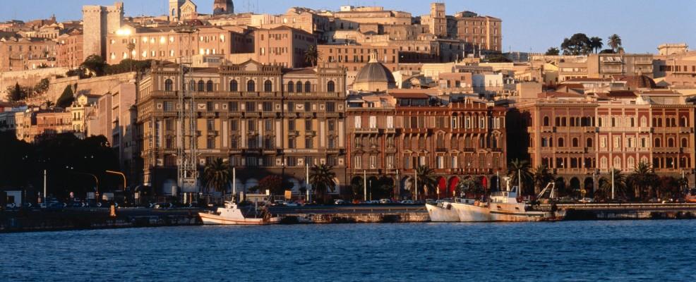 Vista su Cagliari (Foto © Ladislav Janicek /Corbis)
