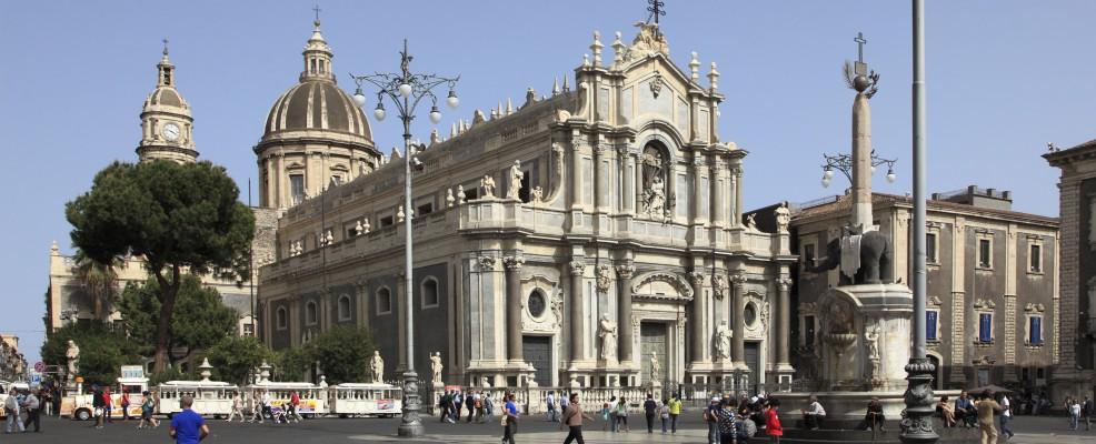 Catania, Cattedrale di Sant'Agata (foto © Tibor Bognar/ Photononstop/ Corbis)