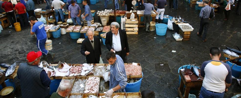 Il mercato della Pescheria, Catania (foto © Yadid Levy/ Robert Harding World Imagery/ Corbis)