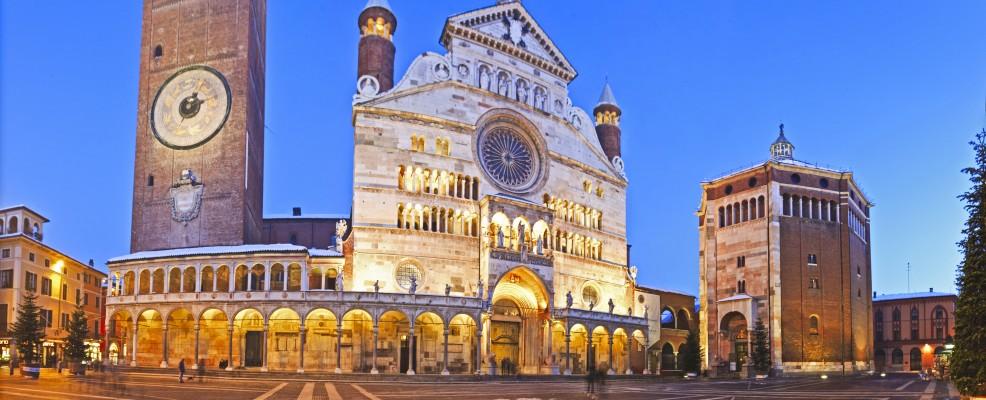Cremona, Cattedrale di Santa Maria Assunta (Foto © Stefano Brozzi /Sopa RF /Sopa /Corbis)