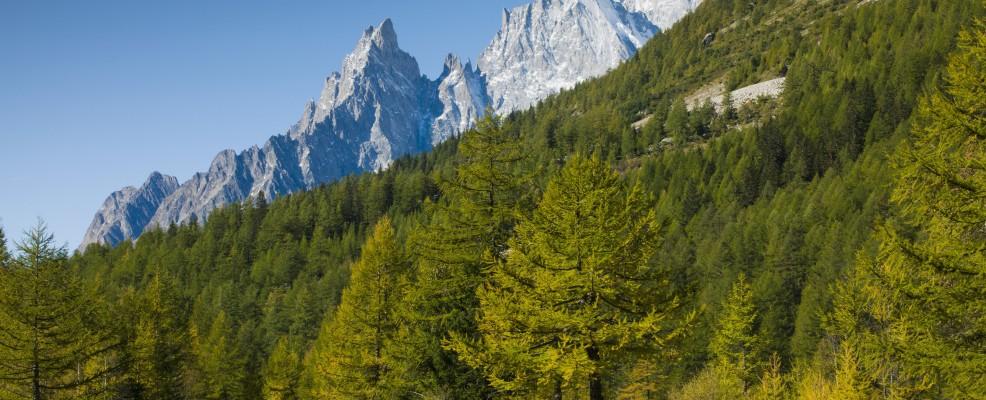 Il fiume Dora Baltea (Foto © Angelo Cavalli /Corbis)