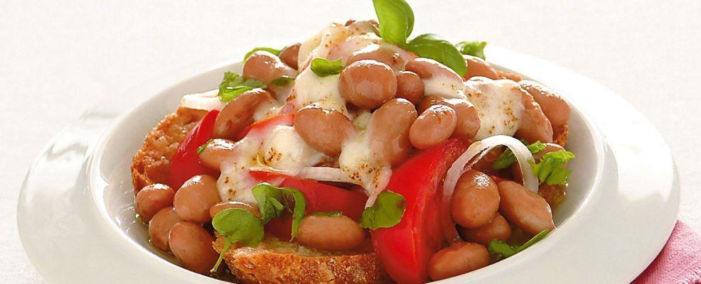 Gratin con pomodori, formaggio e cipollotto Sale&Pepe