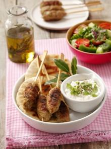Köfte kebabi, dalla Turchia gli spiedi di polpette