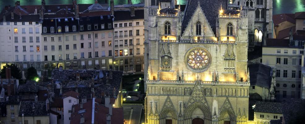 Lione, cattedrale di Saint Jean (Foto © Moirenc Camille /Hemis /Corbis)
