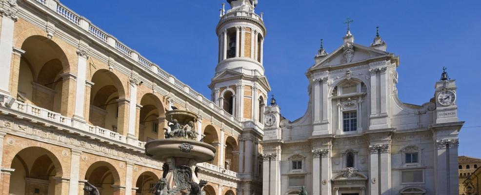 Santuario della Santa Casa, Loreto (Foto © Günter Lenz /imagebroker /Corbis)