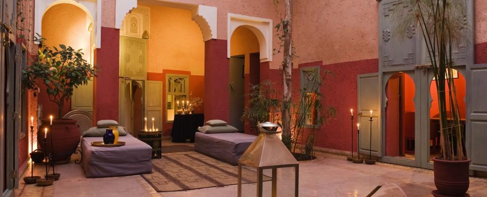 Riad alla Medina, Marrakech (Foto © Andreas von Einsiedel /Corbis)