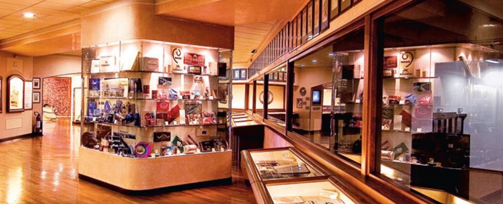 Museo storico all'interno della Casa del cioccolato Perugina (Pg)