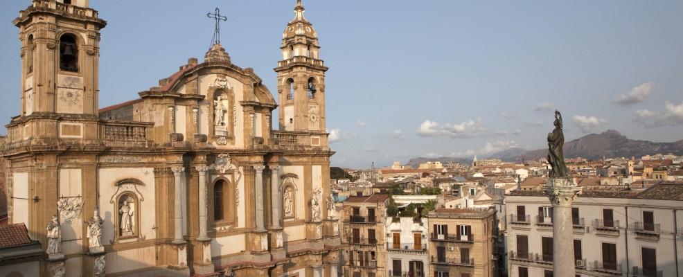 Chiesa di San Domenico, Palermo (Foto © Oliviero Olivieri /Robert Harding World Imagery /Corbis)