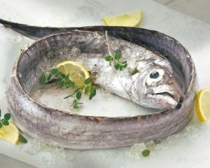 pesce sciabola Sale&Pepe