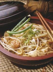 Phad Thai, i noodles thailandesi