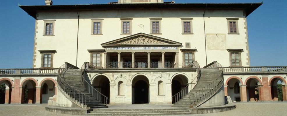 Villa Medici a Poggio a Caiano (Foto © Massimo Listri /Corbis)