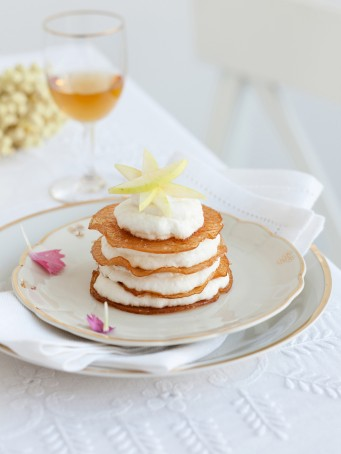 ricetta-millefoglie-di-mele-croccanti