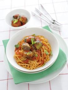 spaghetti-con-le-polpettine