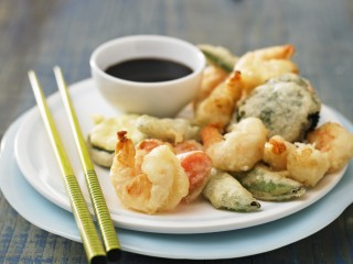Tempura (Foto © Robbins, Heath /the food passionates /Corbis)