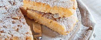 torta Bertolina ricetta