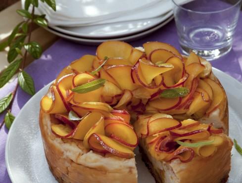 torta-di-pesche-e-crema-cotta