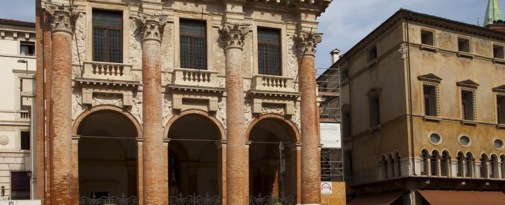 Loggia del Capitaniato, Vicenza (Foto © Jenny Cundy /Robert Harding World Imagery /Corbis)
