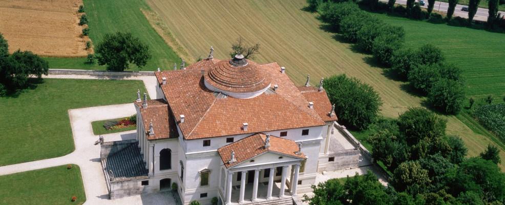 Villa Valmarana, Vicenza (Foto © Yann Arthus-Bertrand /Corbis)