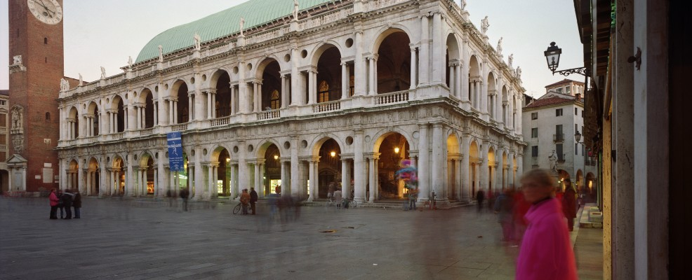 Basilica a Piazza dei Signori, Vicenza (Foto © Dennis Marsico /Corbis)