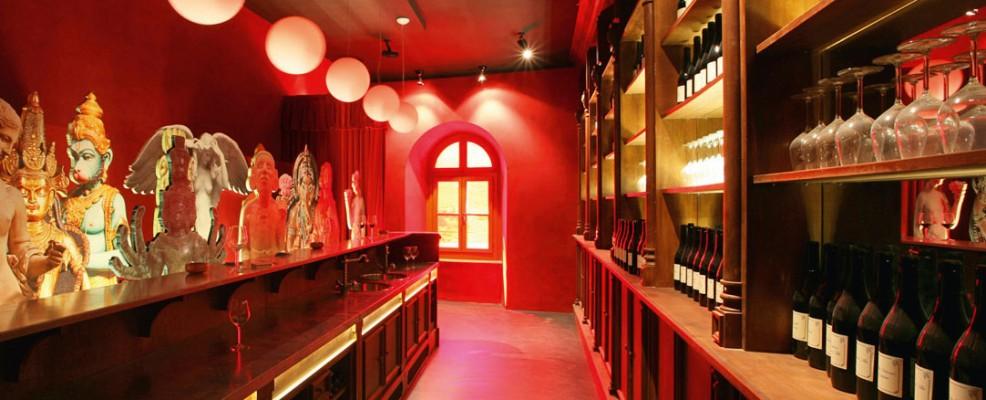 WiMu, Museo del Vino, articolato su tre piani del castello Falletti a Barolo (Cn)