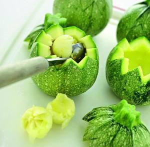 Zucchina tonda Sale&Pepe