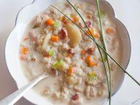 zuppa d'orzo Sale&Pepe