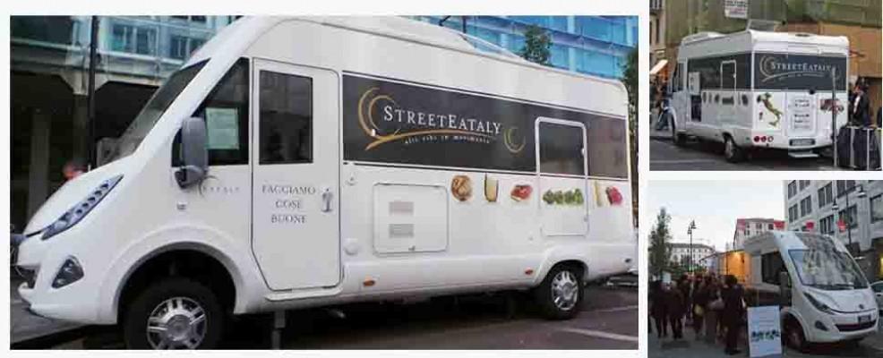 La qualità si fa itinerante col nuovo progetto di Eataly: StreetEataly il ristorante su ruote per cibi in movimento