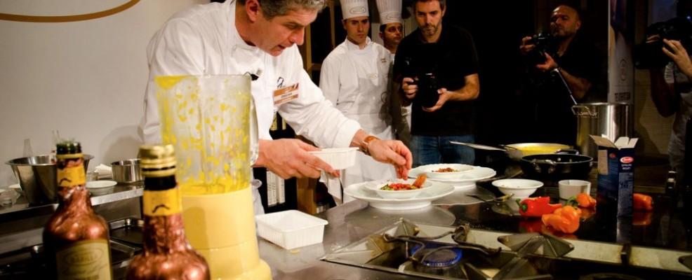 Giorgio Nava - Il peperone del Capo incontra il meglio di Parma