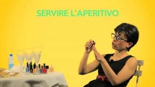 Galateo, come servire l'aperitivo