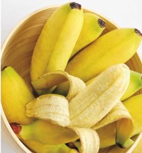 Banana mignon Sale&Pepe