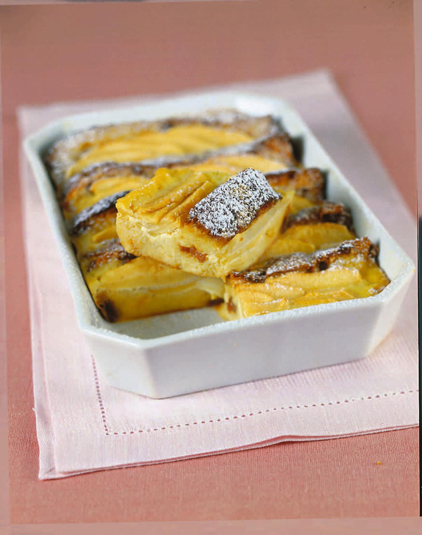 Budino di panettone e mele sale pepe - Immagini stampabili di mele ...