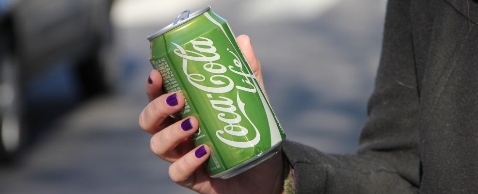 Green Coke launched in Argentina with natural sweetener Stevia