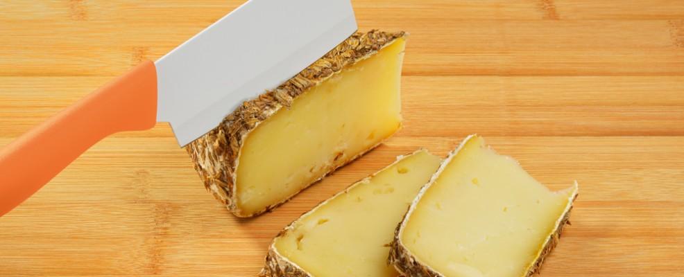 Coltello per formaggi duri