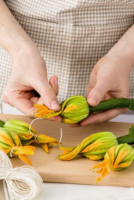 ricetta fiori di zucca Sale&Pepe