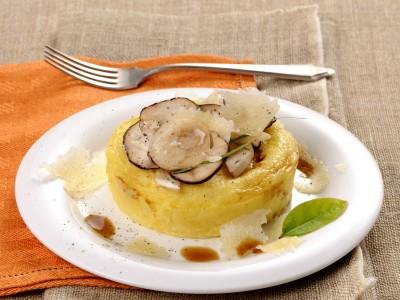 flan-di-parmigiano-con-porcini-e-aceto-balsamico