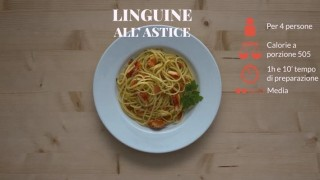 Le linguine all'astice