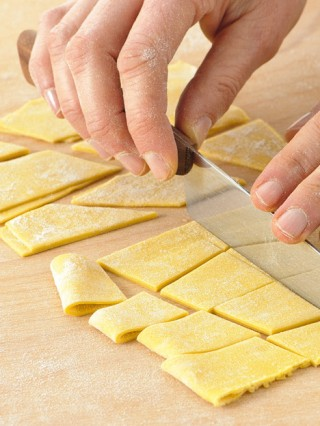 maltagliati Sale&Pepe ricetta